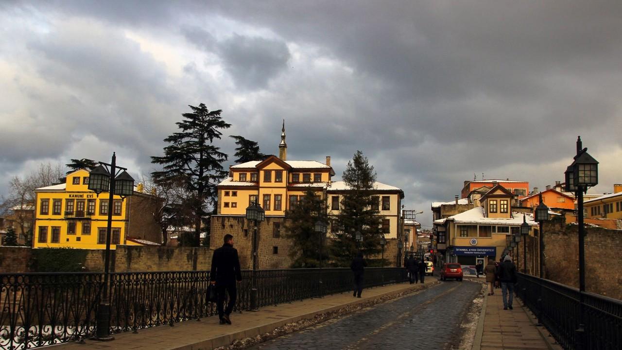 شارع اسوار طرابزون