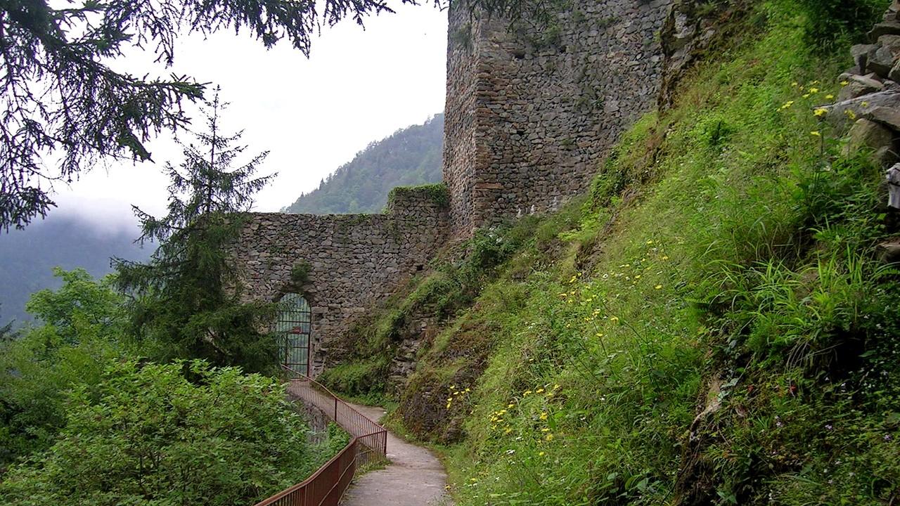 قلعة زيكالي | ايدر