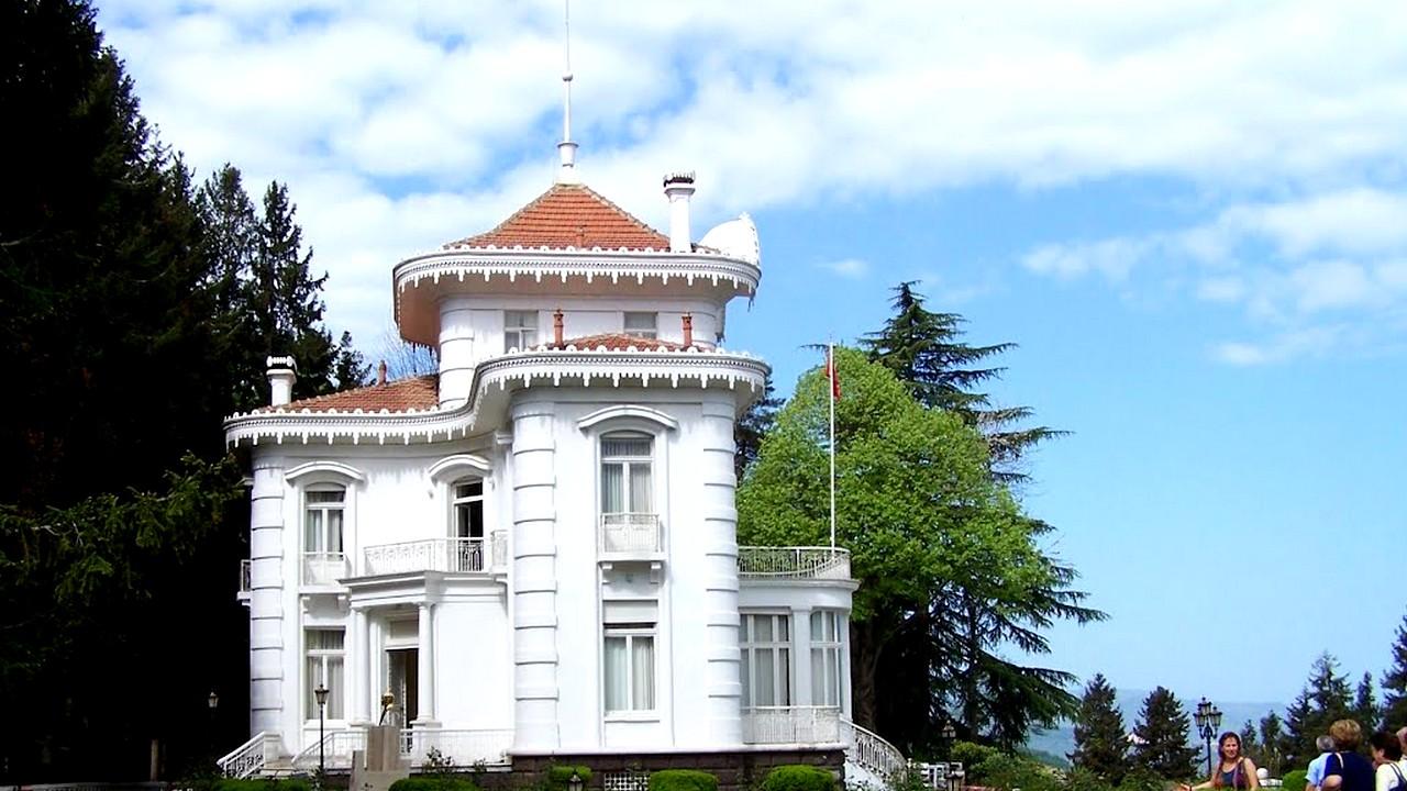 قصر أتاتورك