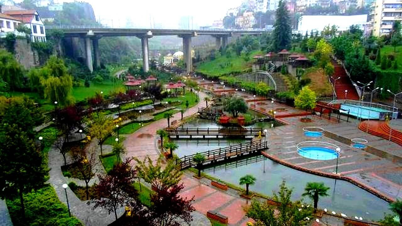 حديقة وادي زاغنوس