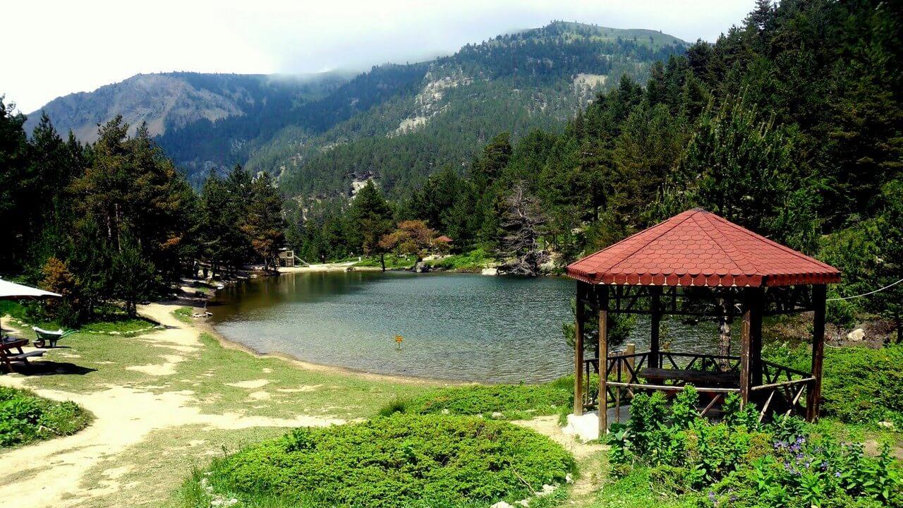 بحيرة ليمني
