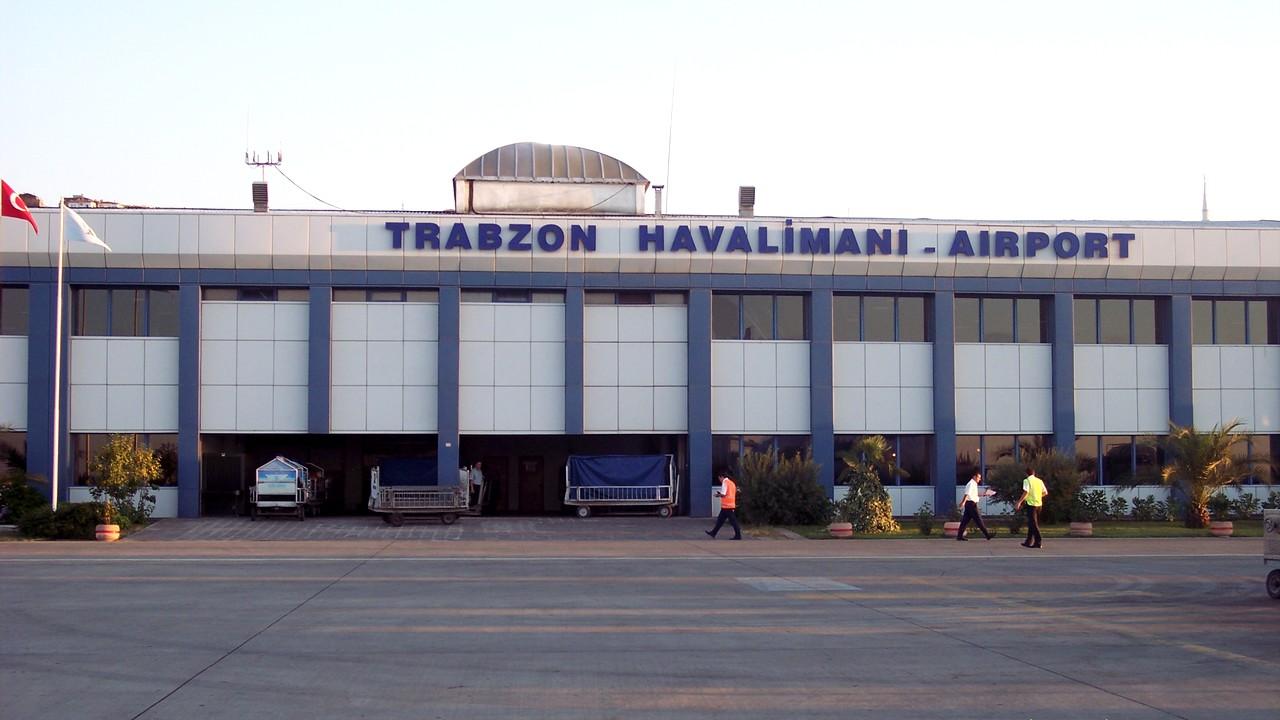 مطار طرابزون الدولي